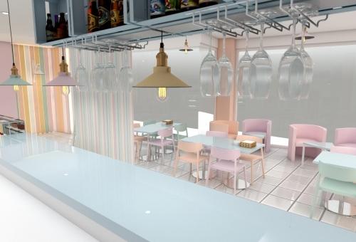 Pastelería - cafetería en Melide